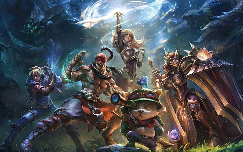 See how Fridai can help you in League of Legends